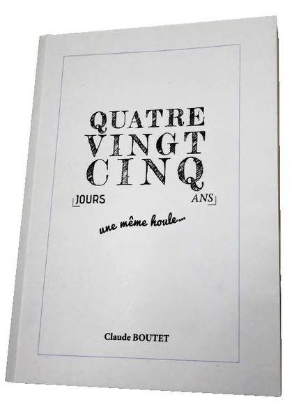 Rencontre : Claude Boutet, écrivain