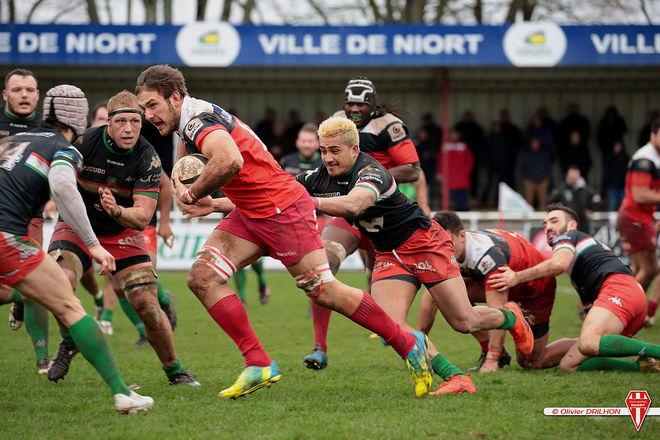 SNR vs Nantes 21.01.2018 - 16-6