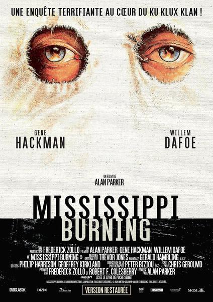 Regards Noirs : projection de Mississippi Burning - Reportée