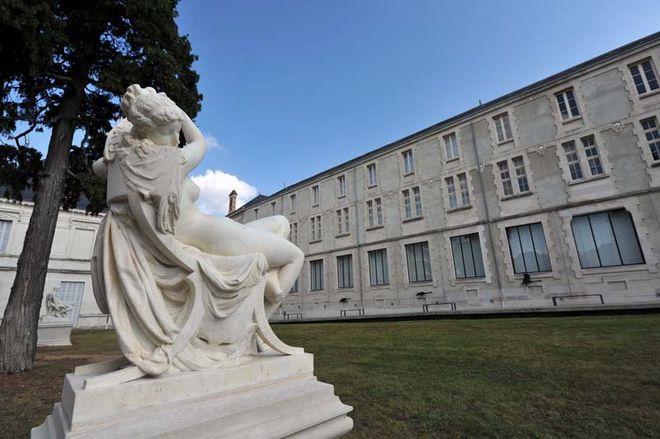 Découverte du musée Bernard d'Agesci en famille