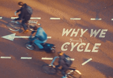 Ciné vélo : Why we cycle