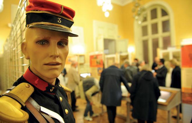 Exposition : La Grande Guerre