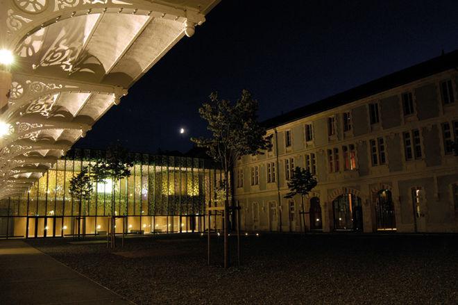 Visite guidée : nocturne au musée Bernard d'Agesci