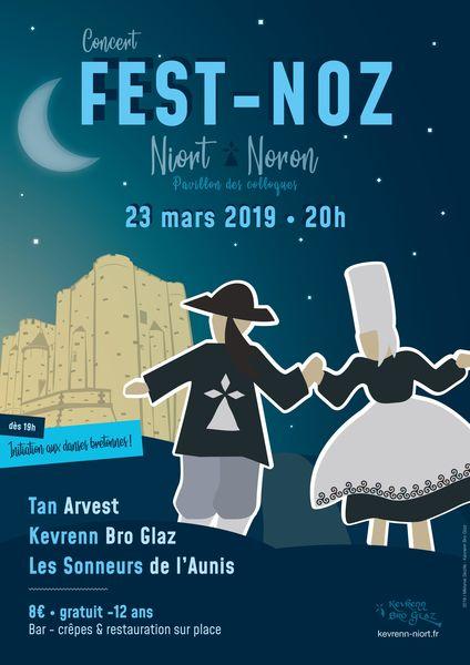 Fest-Noz à Niort