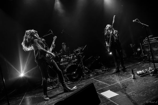 Festival Metal Rise and Fall : concerts Birdstone /Damage Done