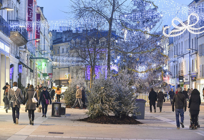 Noël à Niort