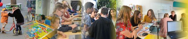 Journée portes ouvertes de l'Ensemble scolaire niortais