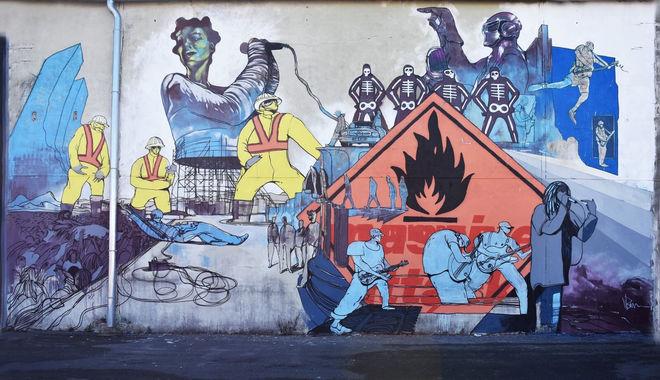 Street Art : Le 4ème Mur #2019