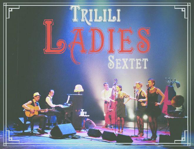 Swing-Jazz : Trilili ladies sextet