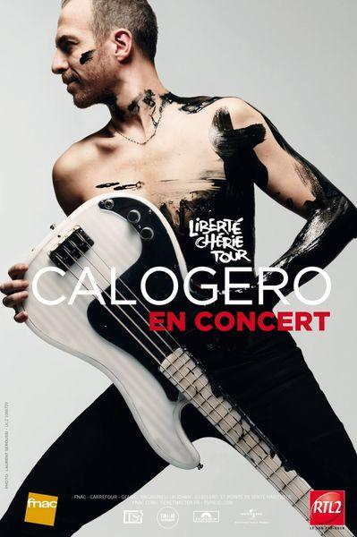 Concert : Calogero