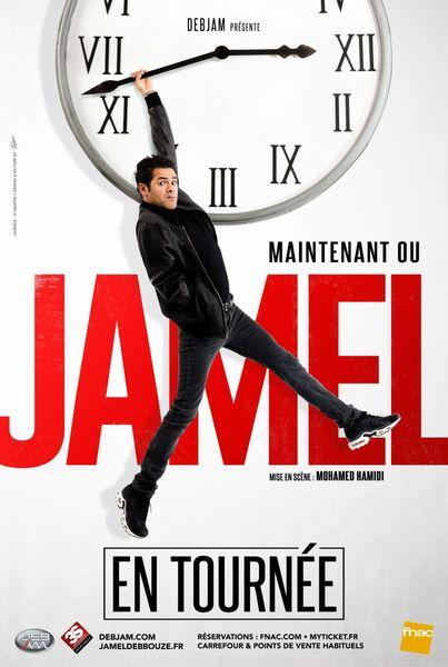 Spectacle : Jamel Debbouze