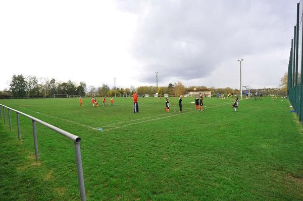 Stade de Saint-Liguaire © Derbord
