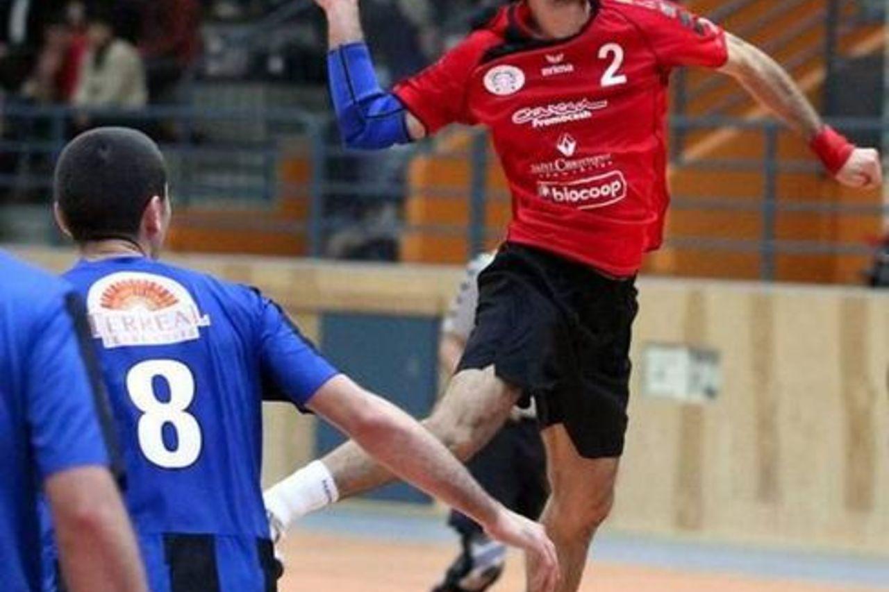 Handball N2 Niort Cauderan Mairie De Niort
