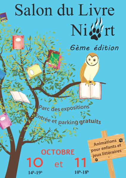 Salon du livre de Niort