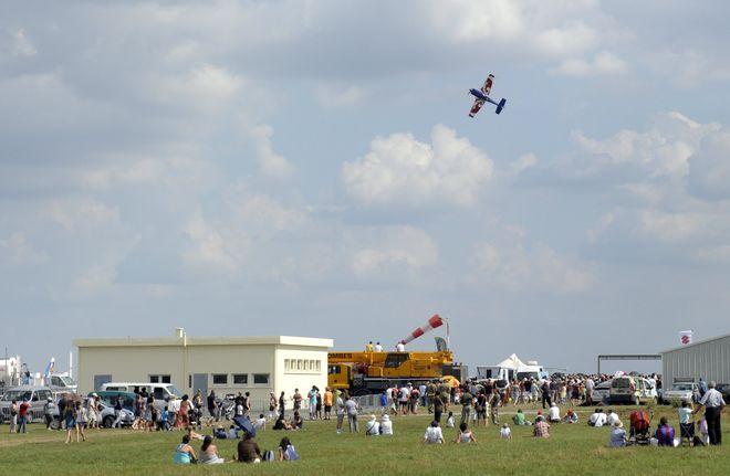 Compétition : Voltige aérienne