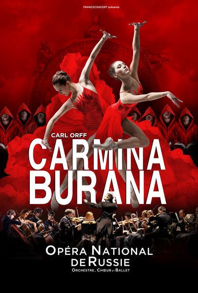 Musique et danse : Carmina Burana