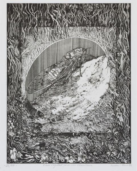 Accrochage : François Verdier, artiste graveur