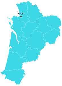 Région Aquitaine Limousin Poitou-Charentes
