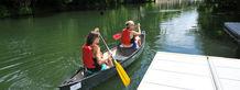 Niort plage location canoe