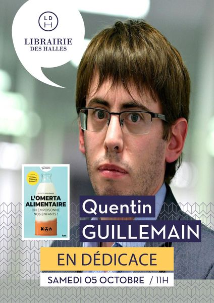 Signature : Quentin Guillemain