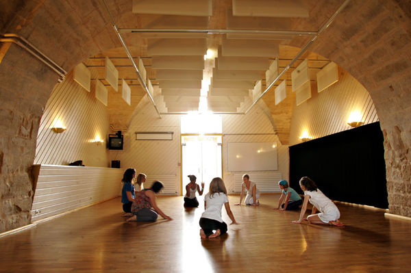 Studio de danse du Centre Duguesclin - Photo Olivier Drilhon