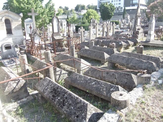Visite guidée : Le cimetière ancien - Annulée