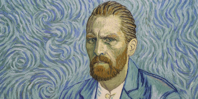 Ciné plein air : La passion Van Gogh