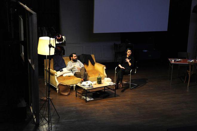 Théâtre : Nos serments