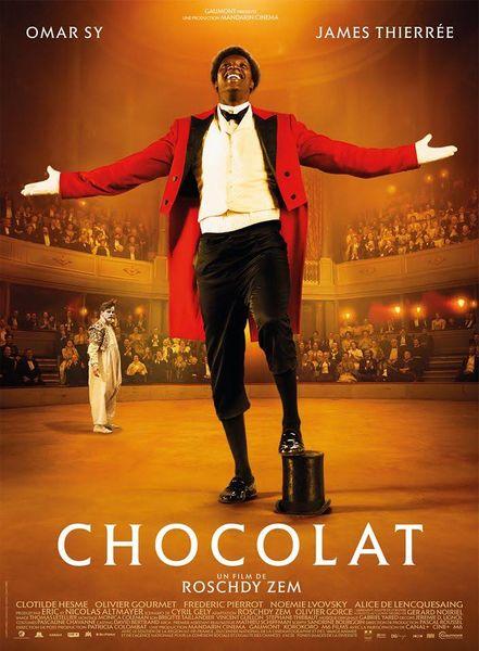 Ciné en plein air : Chocolat