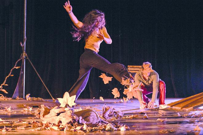 La 5e saison : Cirque et danse - Complice(s)