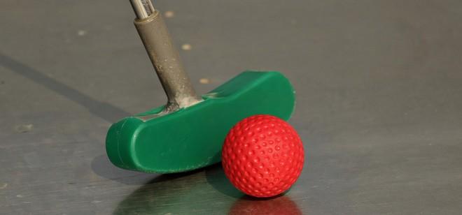 Niort Plage : Mini-golf