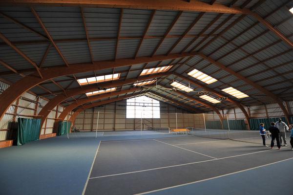 Salle de Tennis  © Derbord