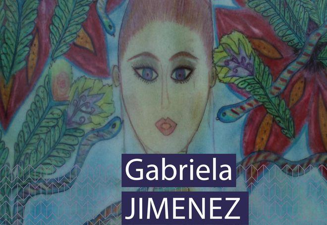 Exposition :  Gabriela Jimenez