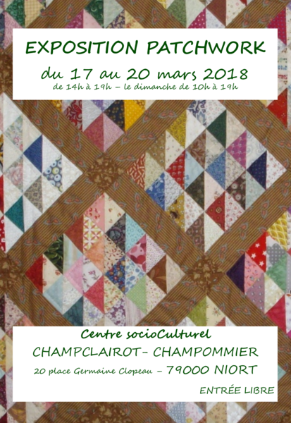 Exposition : Patchwork