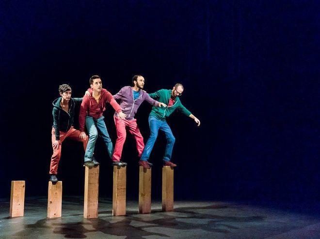 Cirque : Le Gros Sabordage