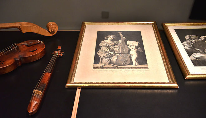L'art au menu : Auguste en fête - Fête de la musique