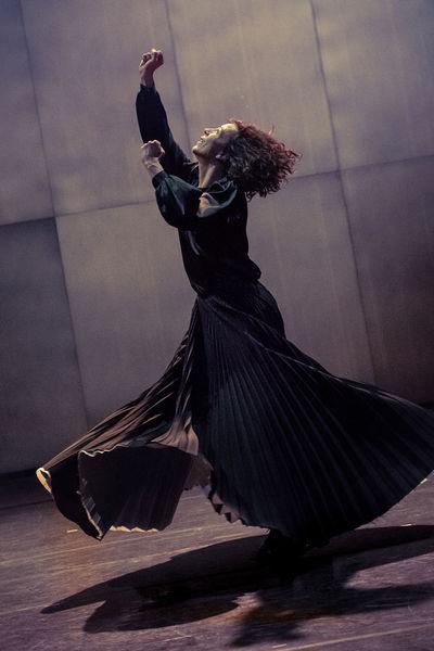 Danse : Pénélope