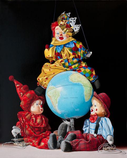 Exposition des travaux d'élèves de Richard Gautier