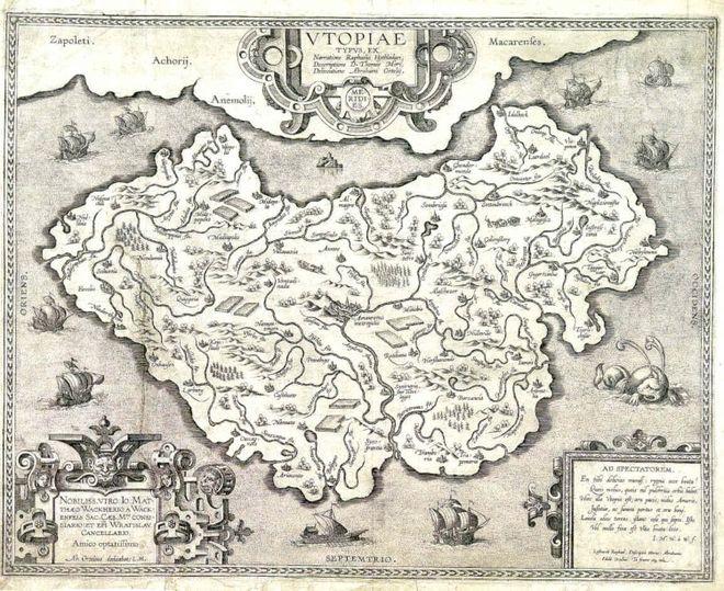 Conférence : L'Utopie de Thomas More