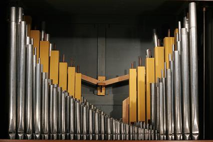 Présentation de l'orgue de Chéron