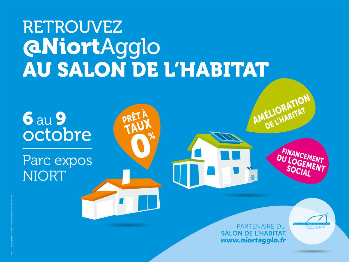 Le salon de l 39 habitat 2017 mairie de niort for Salon de l habitat lyon