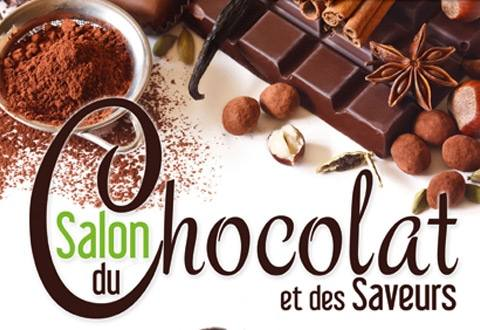 Salon : Le chocolat dans tous ses états