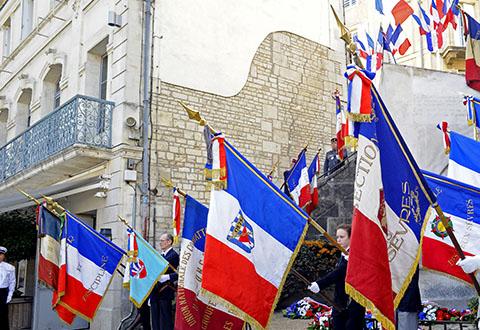 73e anniversaire de la Victoire de 1945