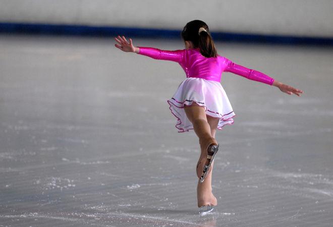 Initiation au patinage artistique par Niort Glace