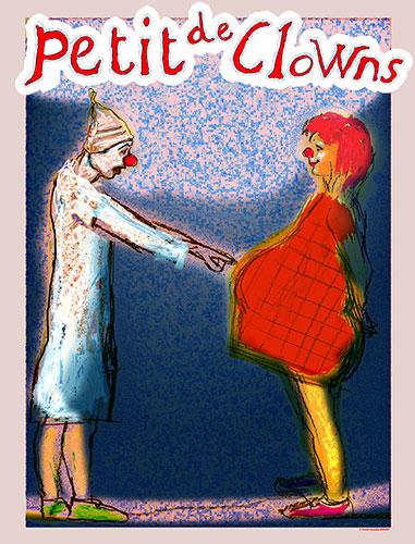 Spectacle : Petit de clowns
