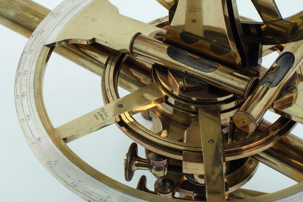 Accrochage : La science au siècle de Bernard d'Agesci