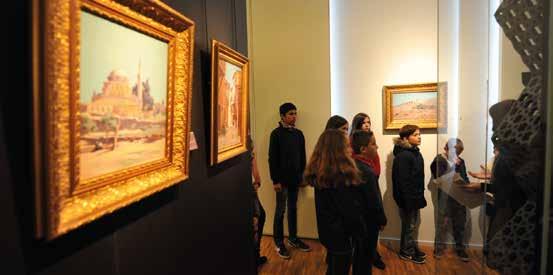 Vacances aux musées : Journée famille