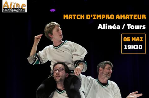 Match d'improvisation amateur : Alinéa / Lit (Tours)