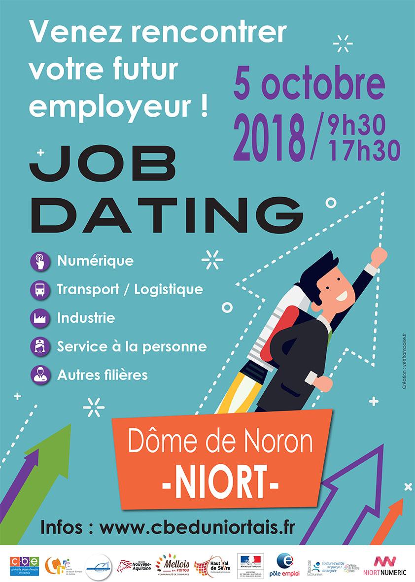 Job dating mairie du 16
