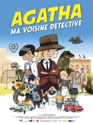 """Avant-première du film """"Agatha, ma voisine détective"""" - Festival du polar Regards Noirs"""
